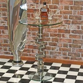 Engine Crankshaft Lamp or Table