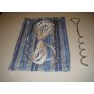 Portable Tie Down Anchor Kit