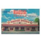Roadside America Train Garden