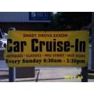 Sunday Morning Shady Grove Cruise-In