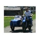 1969 URAL Motorcycle