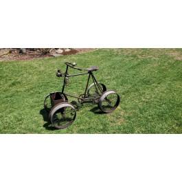 1901 Miner's Bicycle  Teeter Railway Cycle