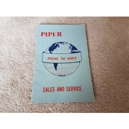 1967 Piper Sales and Service Directory