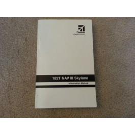POH - Pilot's Operating Handbook