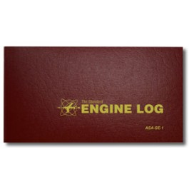 ASA Standard Engine Log Book