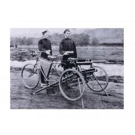 WWI Machine Gun Tricycle Coming Soon