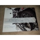 2014 Ural Motorcycles Original Dealer Sales Brochure Catalog