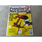 Popular Mechanics Magazine  January 2011- Flying Car