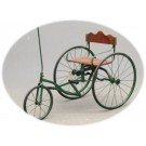 1800s Tiller Tricycle